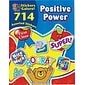 Sticker Books, Positive Power, 714 Assorted Stickers/Pk