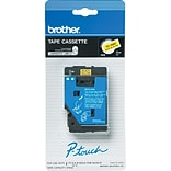 Brother® P-Touch TC Laminated Label Tape; 1/2(W) x 25(L), Yellow