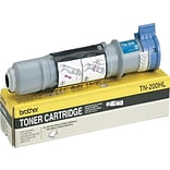 Brother Toner Cartridge; Black (TN-200HL)