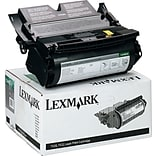 Lexmark Black Toner Cartridge (12A6830); Return Program