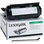 Lexmark Black Toner Cartridge (12A6835); High Yield