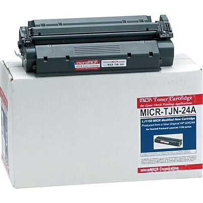 Micromicr MICRTJN24A Black Toner Cartridge