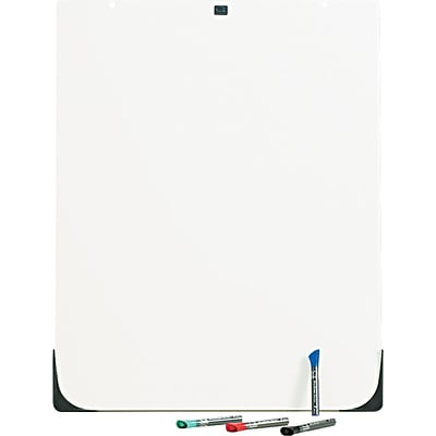 Quartet® DuraMax® Total Erase® Whiteboard Accessory, For Easels, 27 x 34