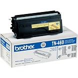 Brother TN-460 Black Toner Cartridge; High Yield