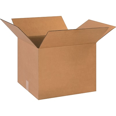 18 x 16 x 14 Shipping Boxes, 32 ECT, Brown, 25/Bundle (181614)