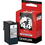 Lexmark 44XL Black Ink Cartridge (18Y0144); High Yield