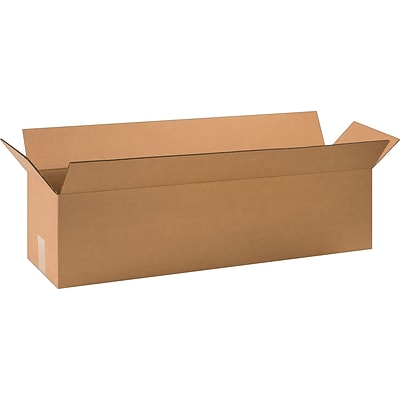 32 x 8 x 8 Shipping Boxes, 32 ECT, Brown, 25/Bundle (3288)
