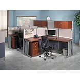 OFFICE-IN-AN-HOUR™ L-Workstation w/ Kit