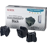 Xerox Phaser 8560/8560MFP Black Solid Ink (108R00726); 3/Pack