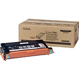 Xerox Phaser 6180/6180MFP Cyan Toner Cartridge (113R00723); High Yield