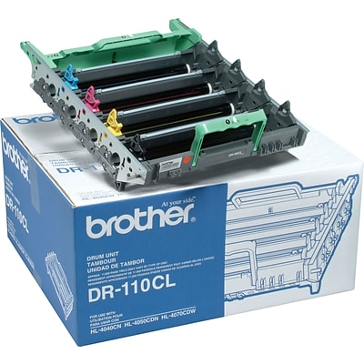 Brother Genuine DR110CL Original Drum Unit