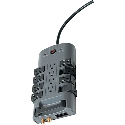 Belkin Surge Protector, 12 Outlets, 4,320 Joules
