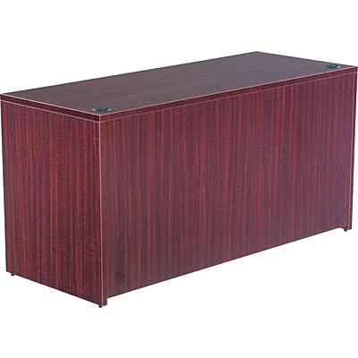 Alera™ Valencia Series Executive Suites in Mahogany, Credenza Shell, 60W