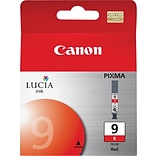 Canon PGI-9R Ink Cartridge; Red