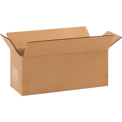 Coastwide Professional™ 24 x 6 x 6, 200# Mullen Rated, Shipping Boxes, 25/Bundle (CW29322)
