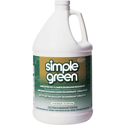 Simple Green® All-Purpose Industrial Cleaner & Degreaser, 1 gal.