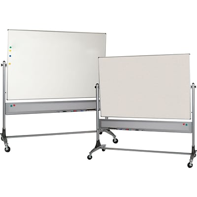 Balt® 4 x 6 Platinum Reversible Easel Boards with Dura-Rite® Surface