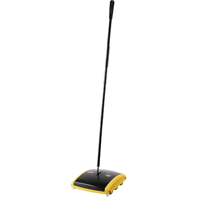 Rubbermaid® Dual Action Sweeper