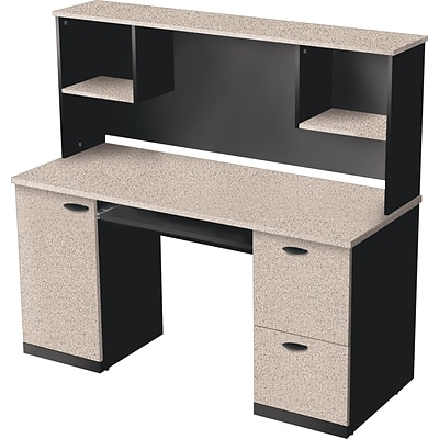 Bestar® Hampton Office Collection, Computer Workstation
