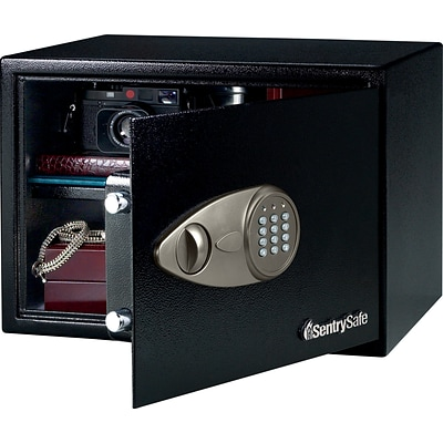 SentrySafe 1.2-Cubic-Foot Electronic Lock Security Safe