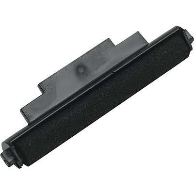 Data Products® R1120 Ink Roller, For Canon® P12-D and Others, Black