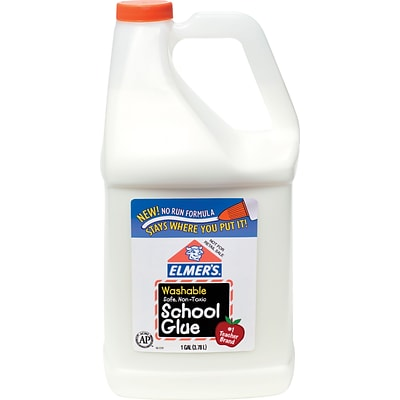 Elmers® Washable School Glue, Gallon