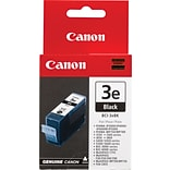 Canon BCI-3e Black Ink Cartridge, Standard Yield (4479A249AB)