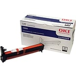 OKI® 43449028 Black Drum Cartridge