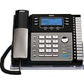 4-Line Corded Expandable Phone System (No Caller-ID)