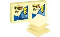 Post-it® Canary Yellow Pop-Up Notes 3x3 12 Pads/Pack