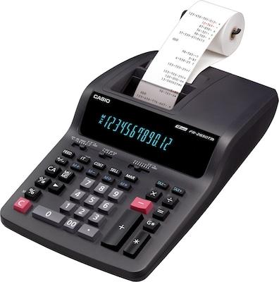 Casio(r) FR2650TM Printing Calculator