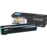 Lexmark C930H2KG Black Toner Cartridge; High Yield