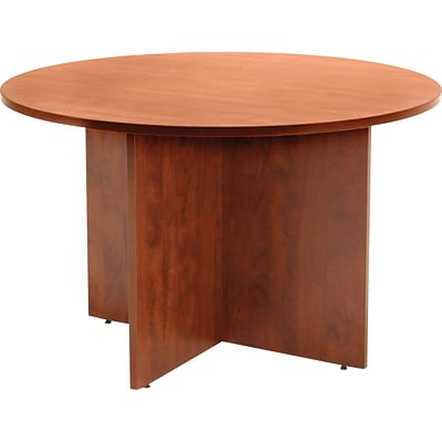 Regency® Conference Room Groupings in Cherry Finish, Round Table, 29x42