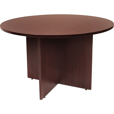 Regency® Conference Room Groupings in Mahogany Finish, Round Table, 29x42