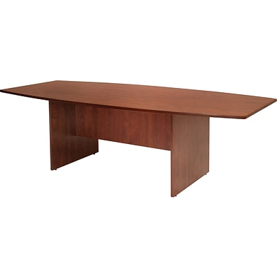 Regency® Conference Room Groupings in Cherry Finish, Boat Table, 29x71x35