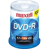 Gold 4.7GB 16x DVD-R Discs