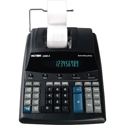 Victor 1460-4 Extra Heavy Duty Commercial Printing Calculator
