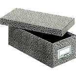 Lift-off-lid 3x5 Card File Boxes