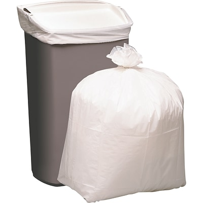 Trash Bags, 13 Gallon, 80 Bags/Box