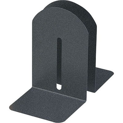 MMF Industries Fashion Bookends, 9 Granite