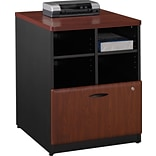 Bush® Cubix® 24 Hansen Cherry Storage Unit