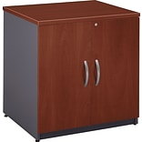 Bush Corsa 30 Hansen Cherry Storage Cabinet