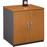 Corsa 30H Natural Cherry Storage Cabinet