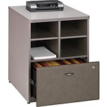 Bush® Cubix 24W Pewter Finish Storage Unit
