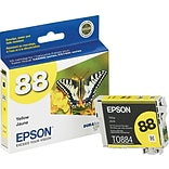 Epson 88 Yellow Ink Cartridge (T8842)