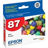Epson 87 Red Ink Cartridge (T087720)