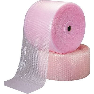 SI Products 1/2 Anti-Static Bubble Rolls, 16 x 250 (411460)