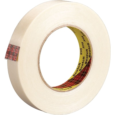 Scotch® #898 High Performance Grade Filament Tape, 1/2x60 yds., 72/Case
