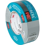 3M™ 3939 Silver Duct Tape, 2 x 60 yds., 3/Pack