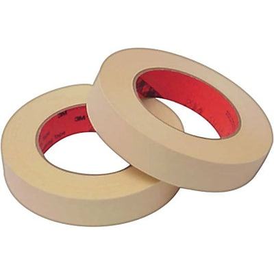 Scotch® #214 High Temperature Masking Tape, 1 x 60 yds. (T935214)